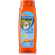Hartz UltraGuard Rid Flea & Tick Citrus Scent Dog Shampoo, 18-oz bottle