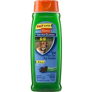 Hartz UltraGuard Rid Flea & Tick Fresh Scent Dog Shampoo, 18-oz bottle