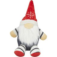 Outward Hound Holiday Fatties Gnome Dog Toy