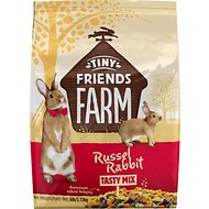 Tiny Friends Farm Russel Rabbit Food, 6-lb bag