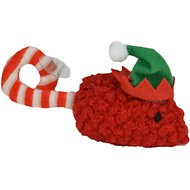 OurPets Holiday Collection Catnip Infused Cat Toy, Santa's Helper