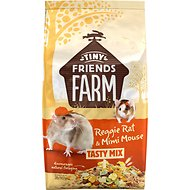 Tiny Friends Farm Reggie Rat & Mimi Mouse Food, 2-lb bag