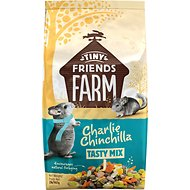 Tiny Friends Farm Charlie Chinchilla Food 2-lb bag