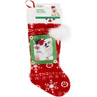 Outward Hound Holiday Picture Stocking