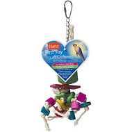 Hartz Feather Frenzy Medium Bird Toy