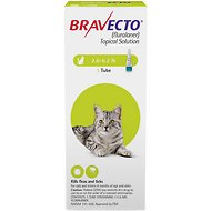 Bravecto Topical Solution for Cats, 2.6-6.2 lbs, 1 treatment