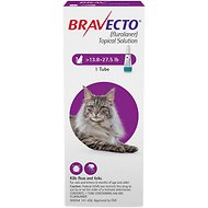 Bravecto Topical Solution for Cats, 13.8-27.5 lbs, 1 treatment