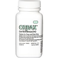 Orbax Tablets for Dogs & Cats, 22.7-mg, 1 tablet