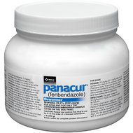 Panacur Granules 22.2% for Dogs, 222 mg/g 1-lb