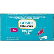 Onsior Tablets for Cats, 6-mg, 3 tablets