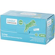 Onsior Tablets for Dogs, 20-mg, 1 tablet