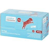 Onsior Tablets for Dogs, 40-mg, 1 tablet