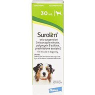 Surolan Otic Suspension for Dogs, 30-mL