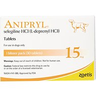 Anipryl (Selegiline HCl) Tablets for Dogs