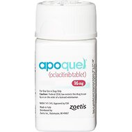 Apoquel Tablets for Dogs, 16-mg, 1 tablet