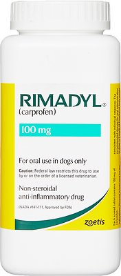 Rimadyl Chewable Tablets for Dogs