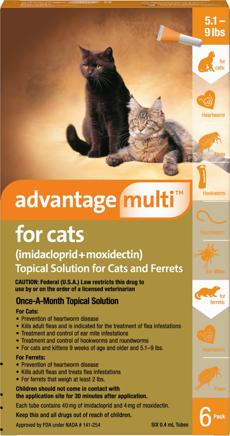 Advantage  For Cats Free Delivery