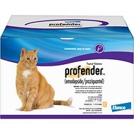 Profender Topical Solution for Cats (Purple Box)