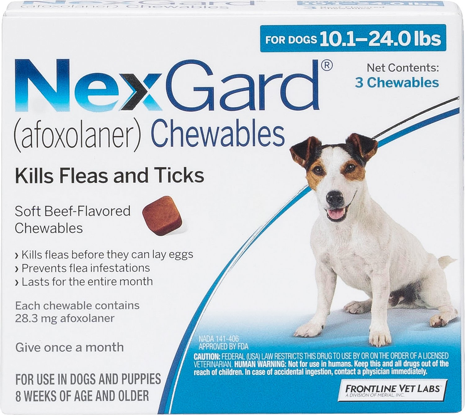 nexgard dog side effects