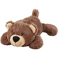 Frisco Plush Squeaking Bear Dog Toy, Medium