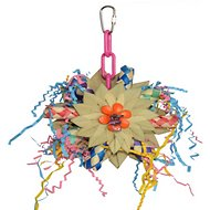 Super Bird Creations Pinwheel Bird Toy, Medium