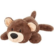 Frisco Jumbo Plush Squeaking Bear Dog Toy