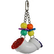 Super Bird Creations PVC Forager Bird Toy, Large