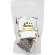 EcoKind Whole Elk Antler Dog Chews, 1-lb bag