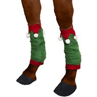Tough-1 Elf Horse Leg Wraps 4 Piece Set