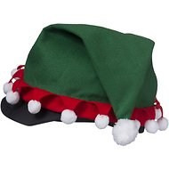 Tough-1 Elf Hat Helmet Cover