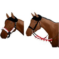 Tough-1 Santa Horse Halter & Rein 5 Piece Set