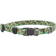 Yellow Dog Design Christmas Stockings Dog Collar, X-Small