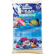 CaribSea Ocean Direct Original Caribbean Marine Live Sand, 40-lb bag