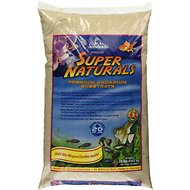 CaribSea Super Naturals Crystal River Freshwater Sand, 20-lb bag