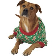 PetRageous Designs Oh Snap! Gingerbread Dog Pajamas, X-Large