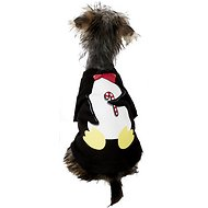 Pup Crew Penguin Character Dog & Cat T-Shirt, X-Small