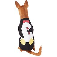 Pup Crew Penguin Character Dog & Cat T-Shirt, Medium