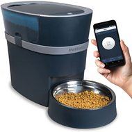 PetSafe Smart Feed Automatic Pet Feeder for iPhone & Android, 12-meal