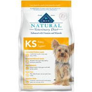 Blue Buffalo Natural Veterinary Diet KS Kidney Support Grain-Free Dry Dog Food, 6-lb bag