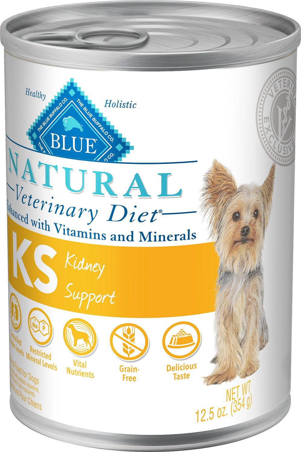 best dog food for urinary crystals