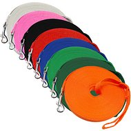 Downtown Pet Supply Training Dog Lead, Orange, 50-ft