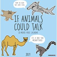 If Animals Could Talk 2019 Mini Wall Calendar
