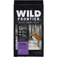 Wild Frontier by Nutro with Lamb & Venison Meal Grain-Free Adult Dry Dog Food, 24-lb bag