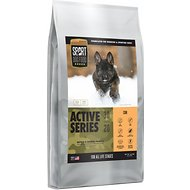 Sport Dog Food Active Series Cub Buffalo & Oatmeal Formula Pea-Free Dry Dog Food, 30-lb bag