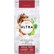 Nutro Ultra Beef, Potato & Spinach Recipe Adult Grain-Free Dry Dog Food, 4-lb bag