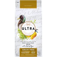Nutro Ultra Duck, Lentil & Pear Recipe Adult Grain-Free Dry Dog Food, 4-lb bag