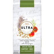 Nutro Ultra Lamb, Chickpea & Tomato Recipe Adult Grain-Free Dry Dog Food, 24-lb bag