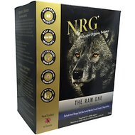 NRG The Raw One Free Range Beef Dehydrated Raw Dog Food, 1.7-lb box