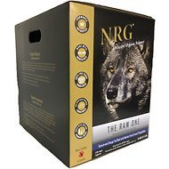 NRG The Raw One Free Range Beef Dehydrated Raw Dog Food, 8.75-lb box