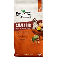 Purina Beyond Small Dog White Meat Chicken, Barley & Egg Recipe Dry Dog Food, 7-lb bag